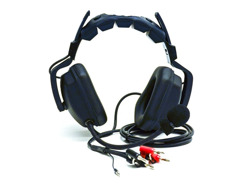 OTS THB-2A Headset w/ Boom Mic for MK2-DCI