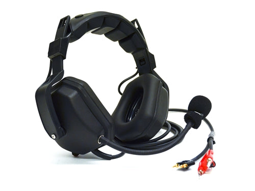 THB-CBX2 Headset w/ Boom Mic for Combox