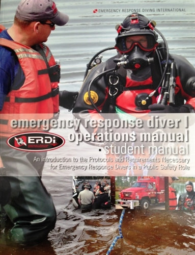 Emergency Response Diver 1 Operations Manual