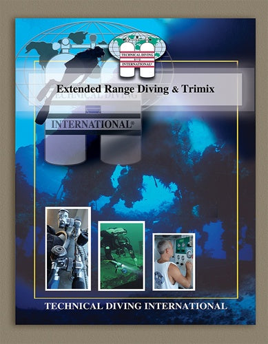 TDI Extended Range Diving & Trimix Manual