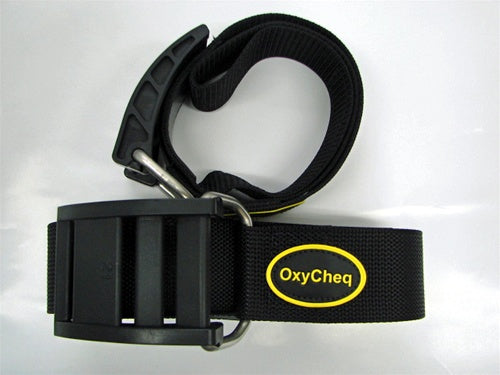 Oxycheq Composite Cam Buckle & Straps