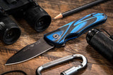842 Sprint Ops Pro Knife Black/Blue