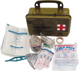 FA101C General Purpose First Aid Kit - Green