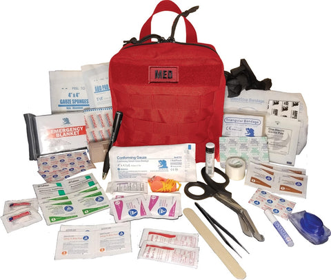 GP IFAK Level 1 First Aid Kit
