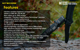 Multitask Series MT22C Compact Flashlight