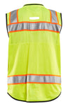 3132  1831 HI-VIS SURVEYOR'S VEST