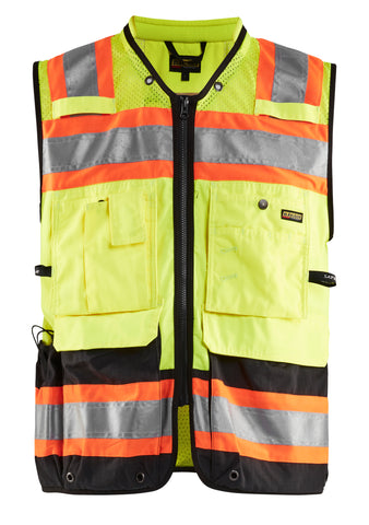 3134 1831 HI-VIS SURVEYOR'S VEST (CA)