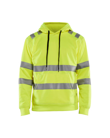 3442 2528 3300 HI-VIS HOODED SWEATSHIRT