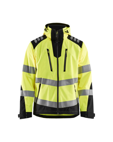 4788 2513 3399 HI-VIS SOFTSHELL JACKET