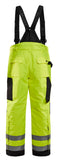 1689 1977  HI-VIS LINED SHELL PANTS