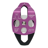 "SECURA DOUBLE PULLEY SIDE SWING 2"" ALUMINUM"