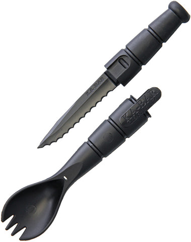 KA-BAR 9909 Tactical Spork/knife