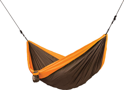 Double Travel Hammock Orange