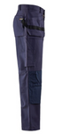 1625 1370 BLAKLADER WORK PANTS