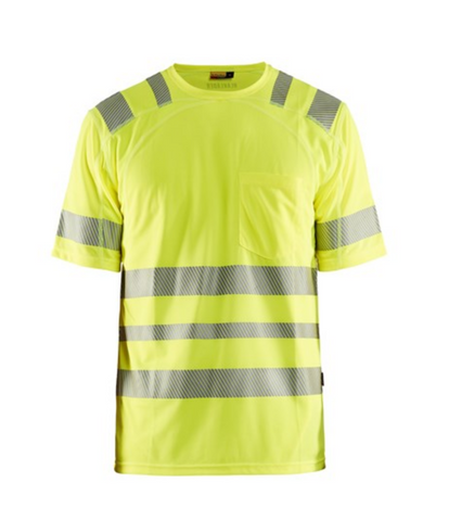 3490 1011  HI-VIS SHORT SLEEVED T-SHIRT