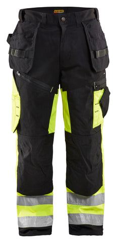 1609 1860  HI-VIS X1600 WORK PANTS