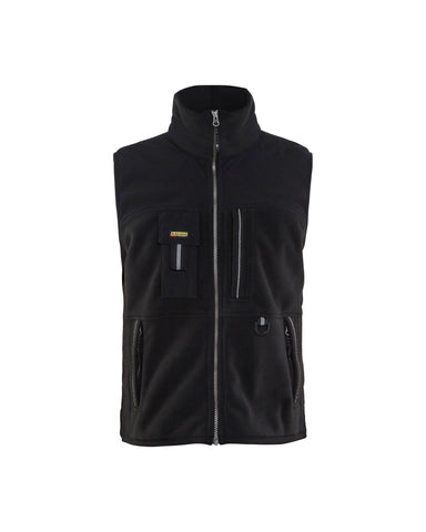 3845  2520 TW0 FISTED FLEECE VEST