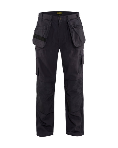 1630  1310 BANTAM WORK PANTS - W/ UTILITY POCKETS 8oz (Blue or Black)