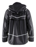 4317 2003  HOODED RAIN JACKET W/ REFLECTIVE DETAILS