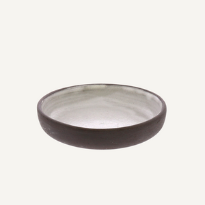 White Terra Cotta Pip Bowl