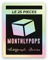 Monthly Pops Autograph Series