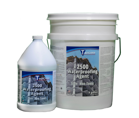 TECHCRETE® 2500 WATERPROOFING AGENT