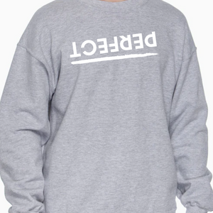 Adult PERFECT Crew Sweatshirt (multiple colors)