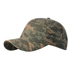 Digital Camouflage Baseball Cap
