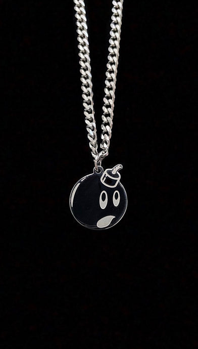 Bomb Necklace