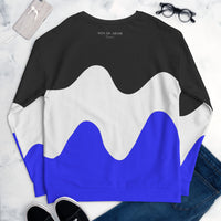The Waves Sweatshirt-Son of Adam Streetwear