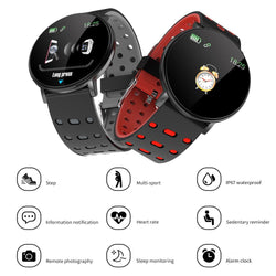 Montre intelligente Tracker de Fitness pour iOS et android-GENERO