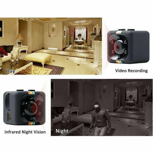 Q11 Mini Camera Night Vision Car DVR Camera Wide Angle Camcorders