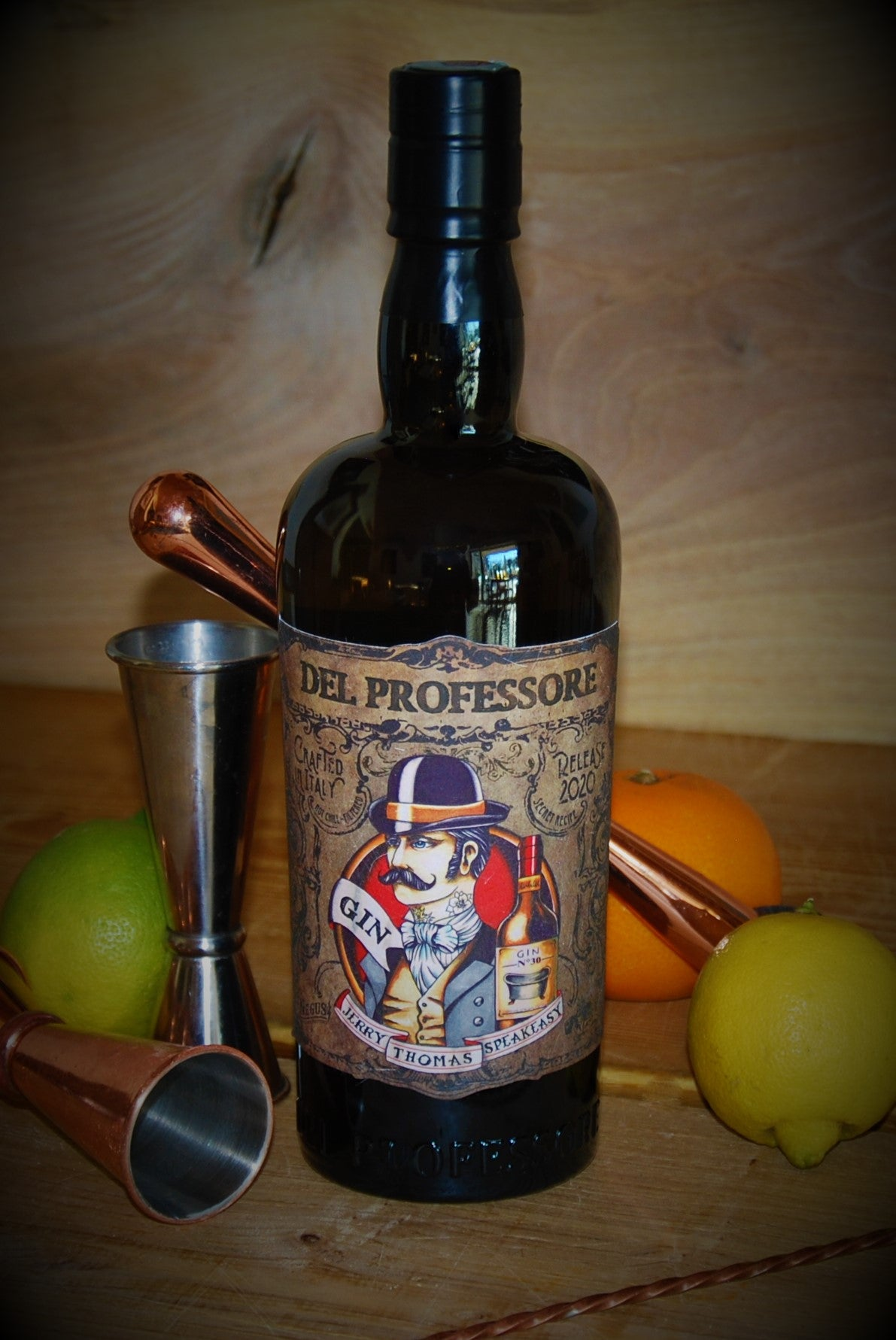 "GIN DEL PROFESSORE ""MONSIEUR"" - 70cl"