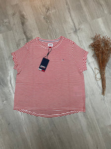 Tee-shirt marinière Tommy Jeans