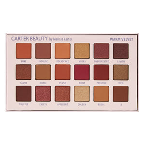 Warm Velvet 18-shade Palette