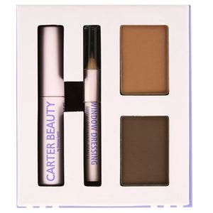 Window Dressing Brow Kit – Medium to Dark