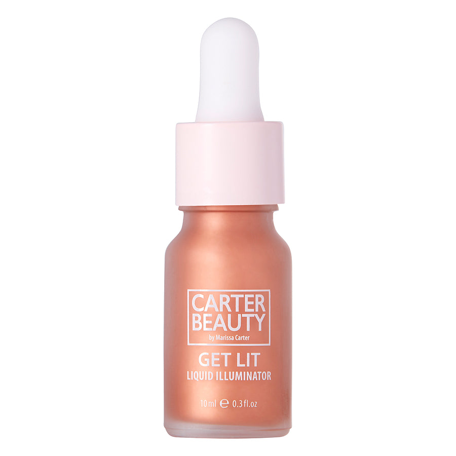 Get Lit Rose Gold Liquid Illuminator
