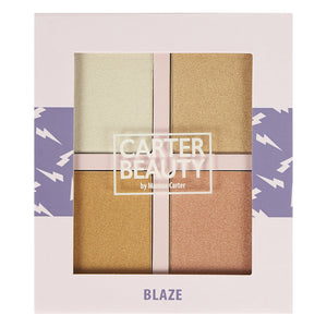 Blaze Mini Highlighter Palette