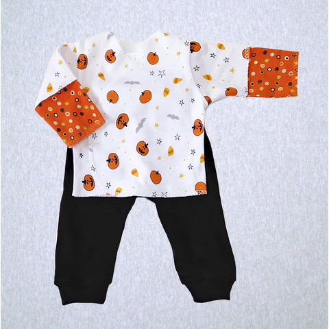 Holiday Pumpkins Shirt and Pant  #HADS