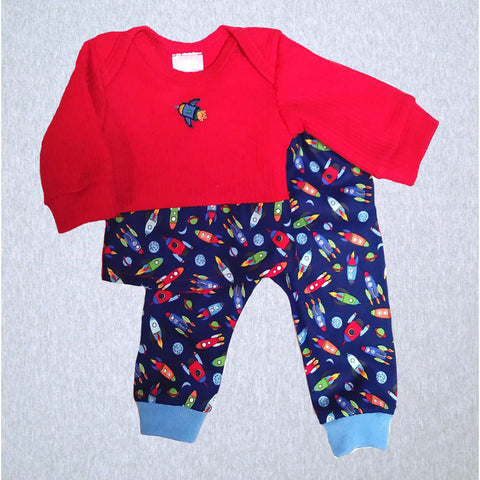 Rocketship Shirt and Pant  #ROLJ