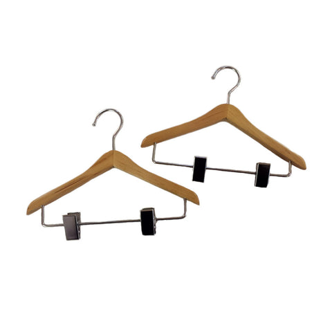 "Wooden 8"" Hanger   #8-XS HANG"