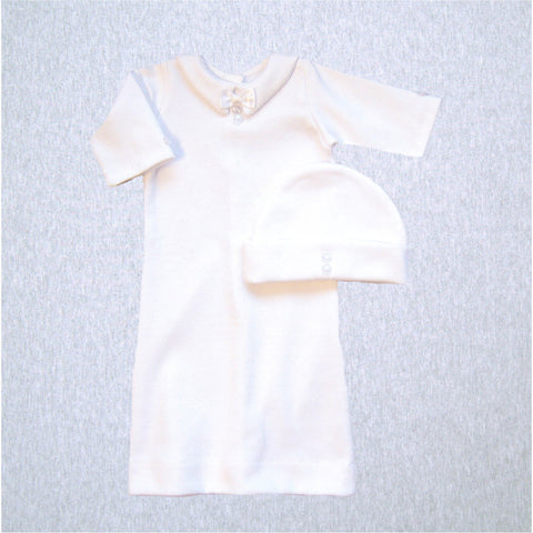 XS Special Occasion Boy's Gown and Hat   #XS-SLG