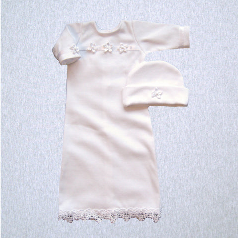XS Special Occasion Girl's Gown and Hat   #XS-SOG