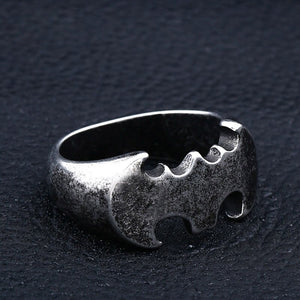 Batwan Steel Soldier Ring