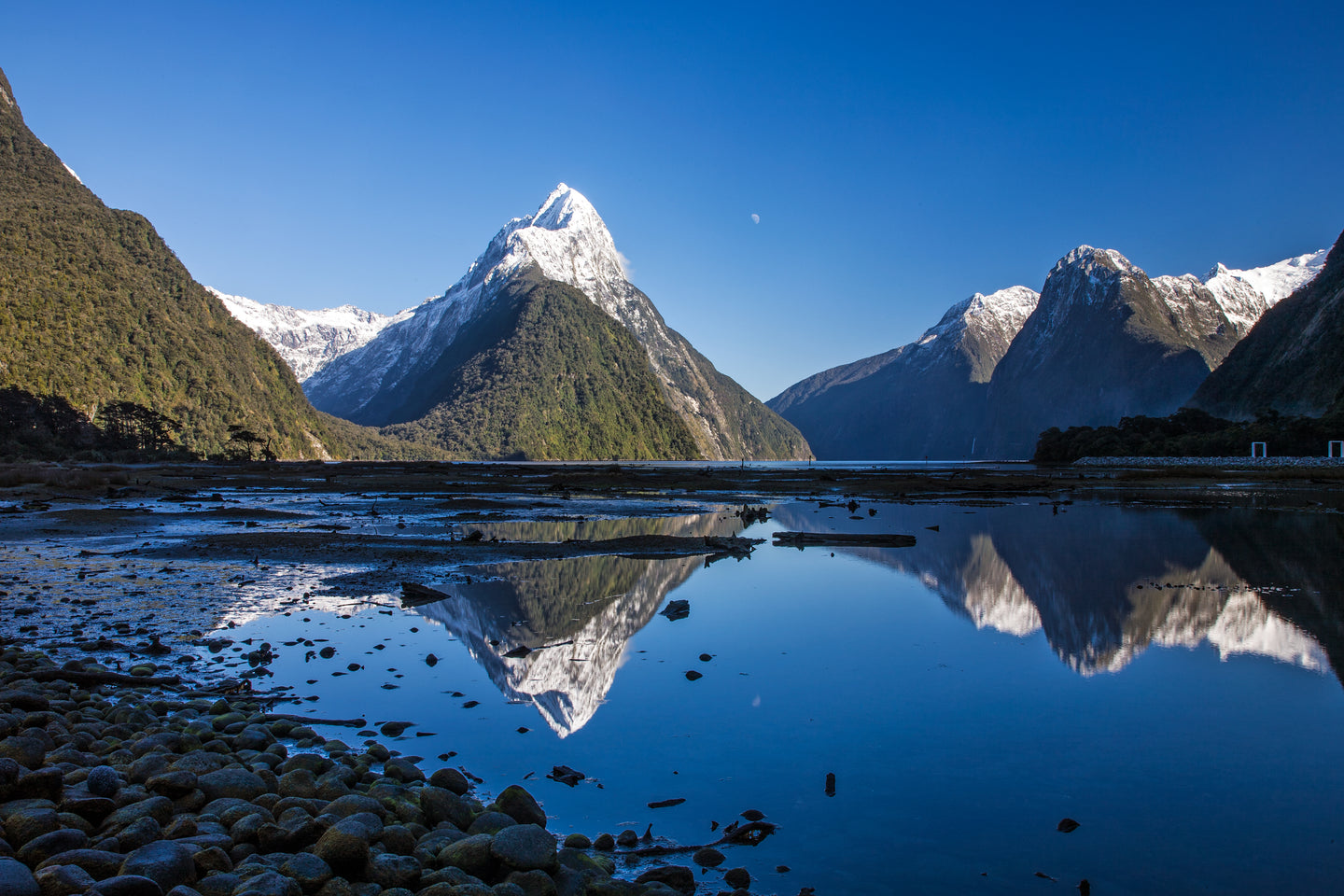 Milford Sound Reflections - SM044