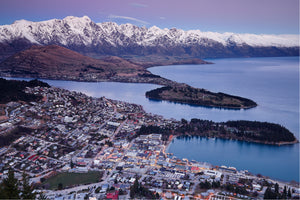Skyline Queenstown at Twilight - SM052