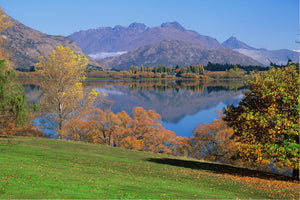 Lake Hayes in Autumn - SMA110