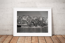 Load image into Gallery viewer, TSS Earnslaw and The Remarkables - BWSM037