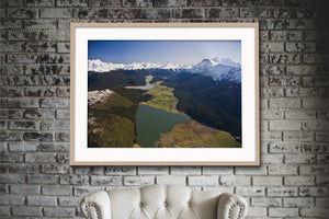Paradise Valley, Mt Aspiring National Park - SM024