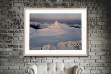 Load image into Gallery viewer, Sunset over Mt Aspiring - SM026